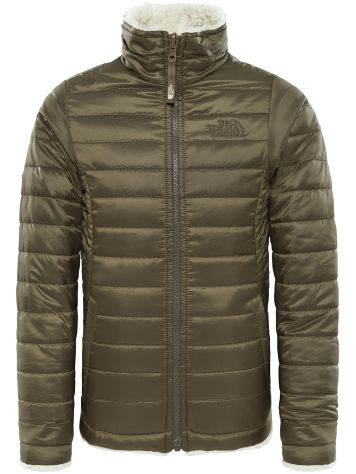 THE NORTH FACE Reversible Mossbud Swirl Jas meisjes