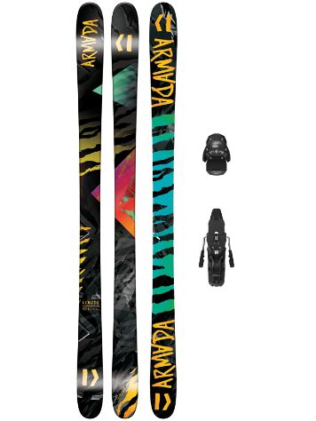 Armada ARV 86 163 + Warden MNC 11 2019 Freeski-Set