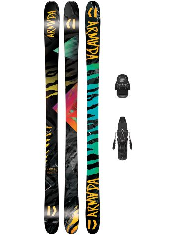 Armada ARV 86 170 + Warden MNC 11 2019 Freeski-Set