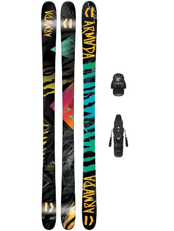 Armada ARV 86 177 + Warden MNC 11 2019 Freeski-Set
