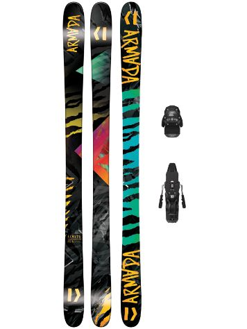 Armada ARV 86 184 + Warden MNC 11 2019 Freeski-Set