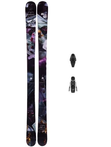 Armada ARW 84 142 + Lithium 10 Demo 2019 Girls Freeski-Set