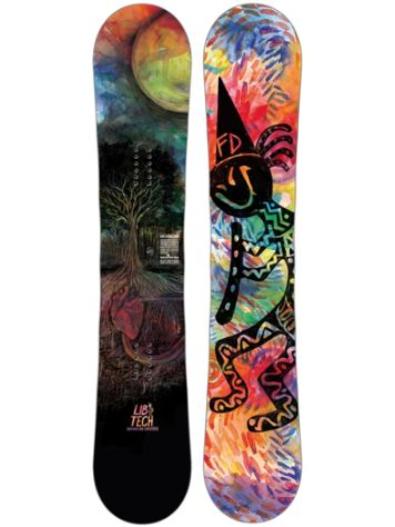 Lib Tech Box Scratcher BTX 154 2019 Snowboard