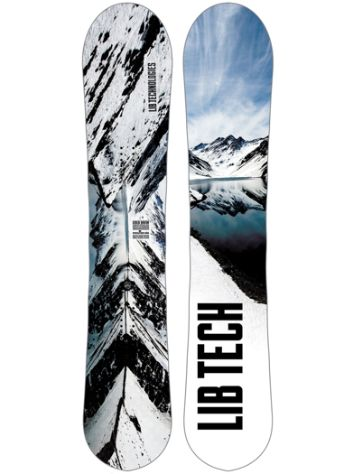 Lib Tech Cold Brew C2 158W 2019 Snowboard