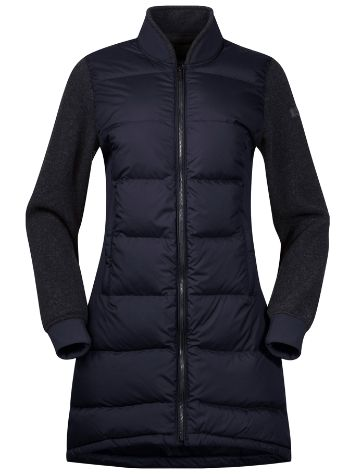 Bergans Oslo Down Hybrid Long Jacket