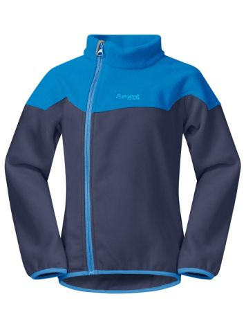 Bergans Ruffen Fleece Jacket Boys