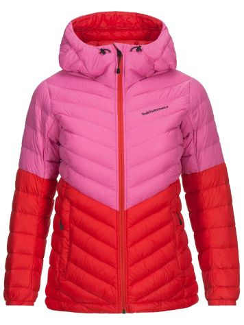 Peak Performance Frost Down Hood Block Jacke