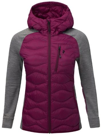 Peak Performance Helium Hybrid Hood Jacket