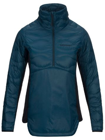 Peak Performance Helium Hybrid Anorak Windbreaker