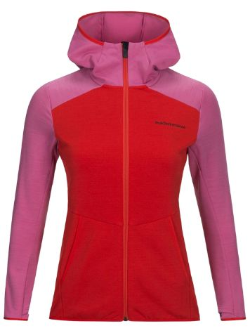 Peak Performance Helo Mid Hood Fleece Jacket