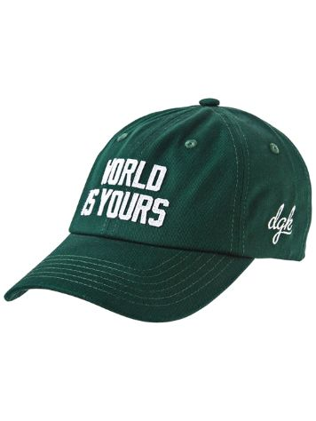 DGK World Is Yours Cap