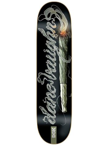 "DGK Dane Spliff 8.1"" Skate Deck"