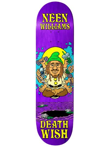 "Deathwish Neen Happy Place 8.125"" Skate Deck"