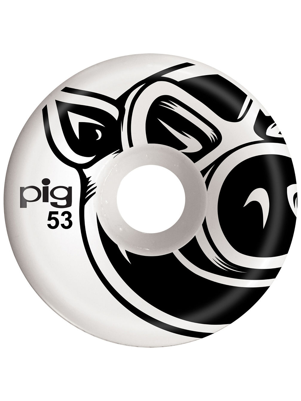 3D Head C-Line 53mm 101A Wheels