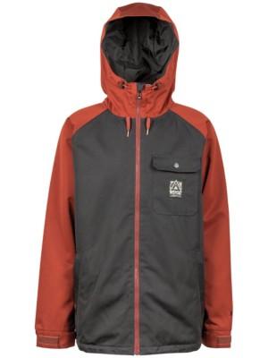 L1 Hasting Jacket black / rust Gr. XL