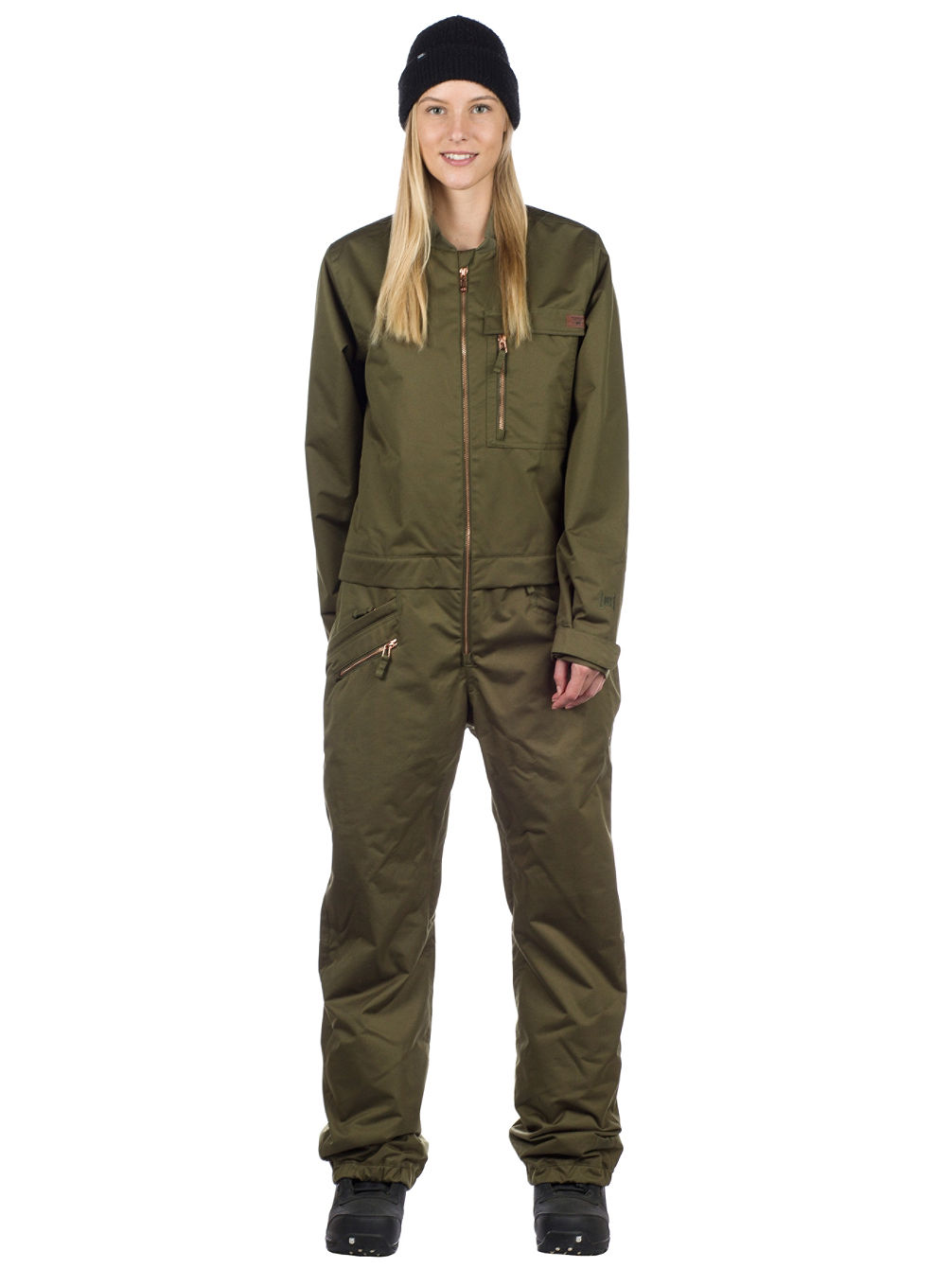 Helldiver Overall