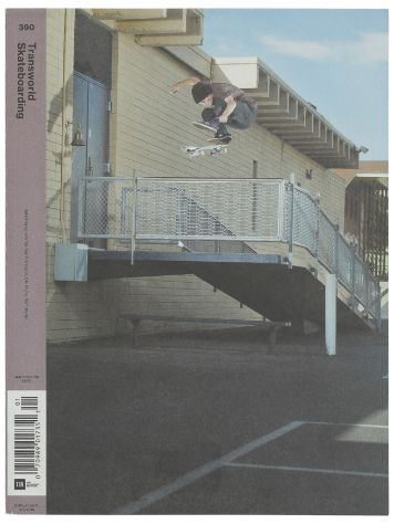 Transworld Skateboarding Jan-Feb 2018 Magazin