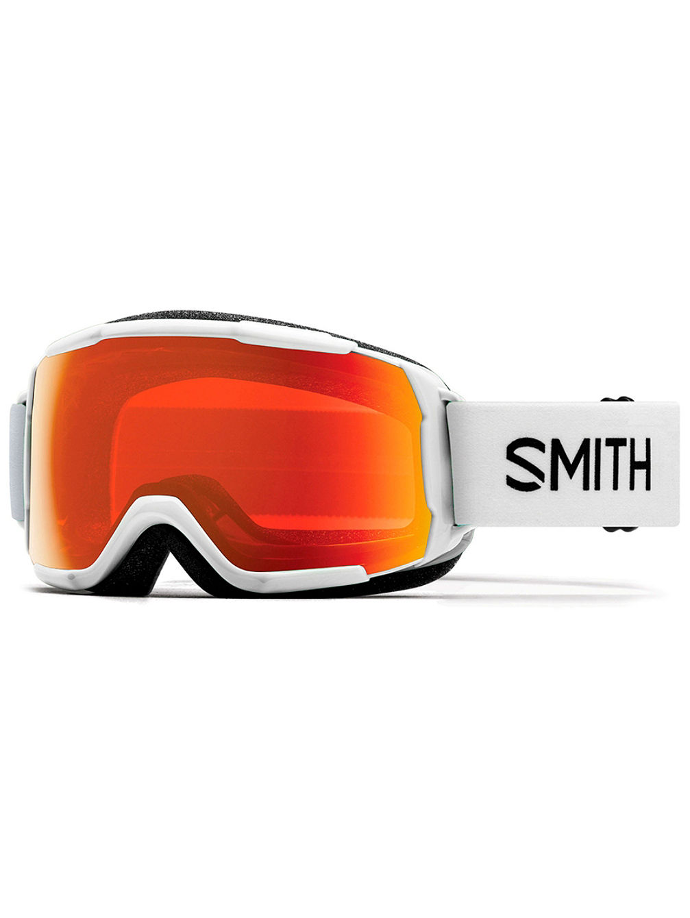 Grom White Goggle
