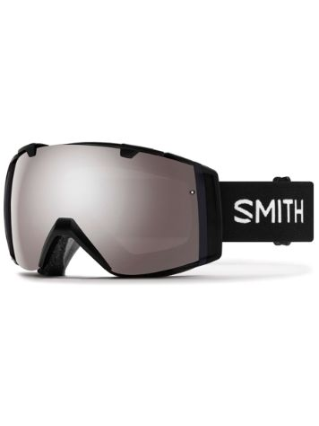 Smith I/O Black(+Bonus Lens) Goggle