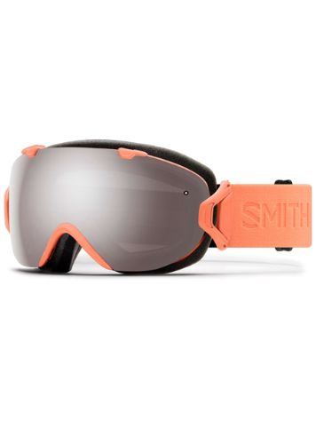 Smith I/Os Salmon Flood(+Bonus Lens) Goggle