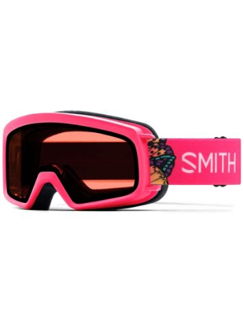 Smith Rascal Crazy Pink Butterflies Youth Goggle