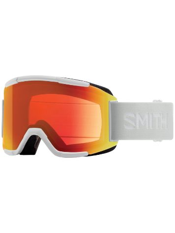 Smith Squad White Vapor Goggle