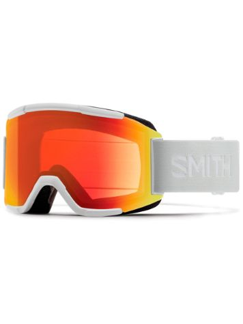Smith Squad White Vapor(+Bonus Lens)