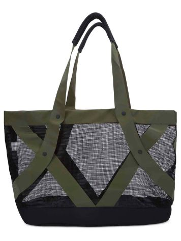 Hurley Slash Mesh Tote Bag