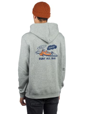 Hurley Surf Check All Day Sudadera con capucha
