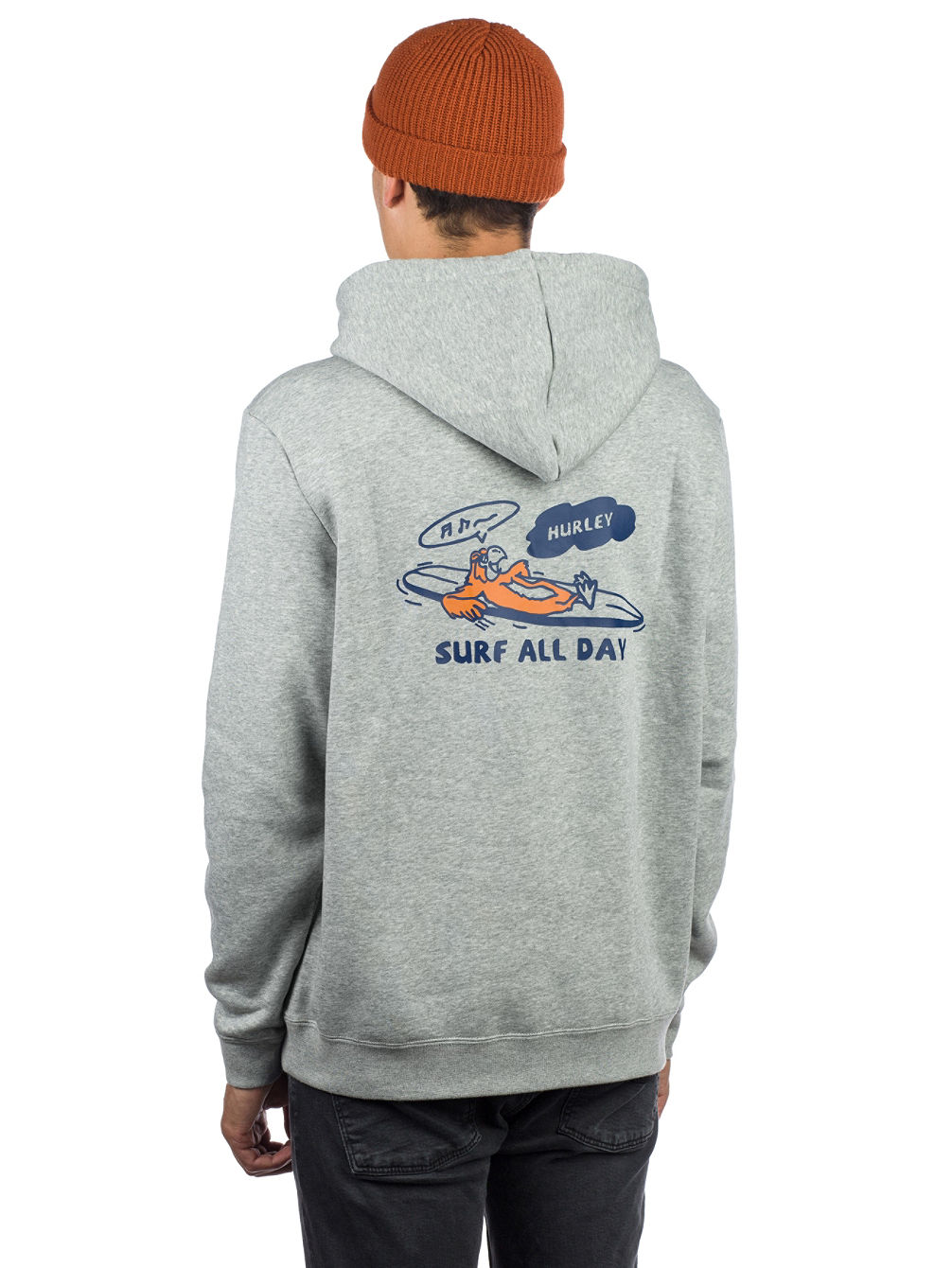 Surf Check All Day Hoodie