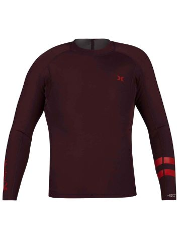 Hurley Advantage Plus 1/1 Longsleeve Rash Guard