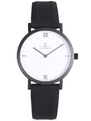 Kapten&Son Pure Silicone Lux 38mm
