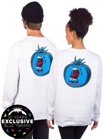 Santa Cruz X Blue Tomato Screaming Crew Sweater