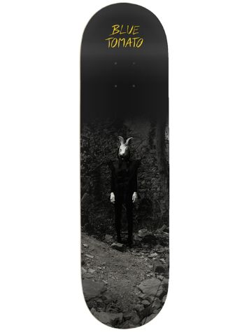 "Blue Tomato Follow The White Rabbit 8.0"" Skate Deck"
