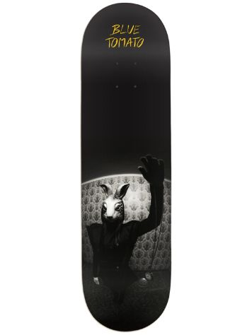 "Blue Tomato Follow The White Rabbit 8.125"" Skate Deck"