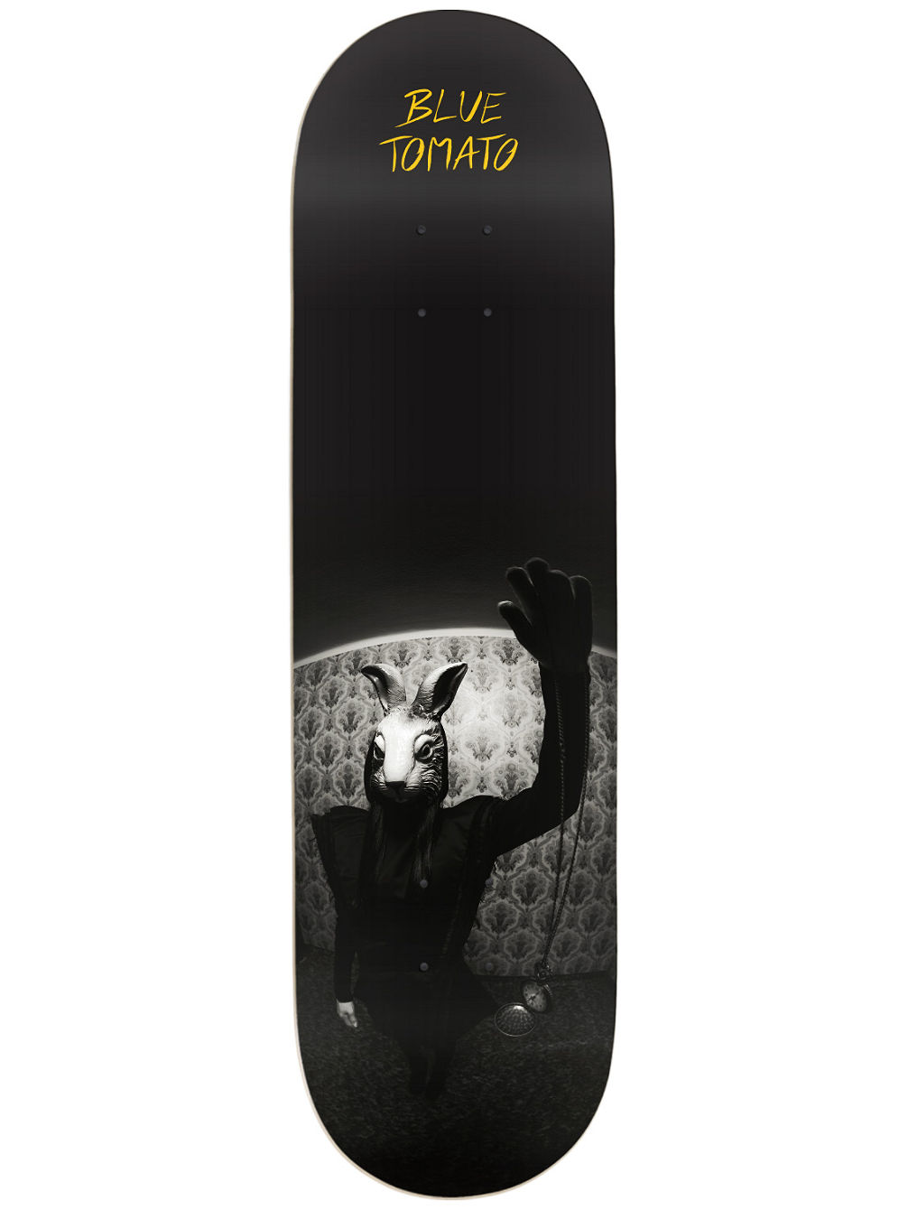 "Follow The White Rabbit 8.125"" Skate Deck"