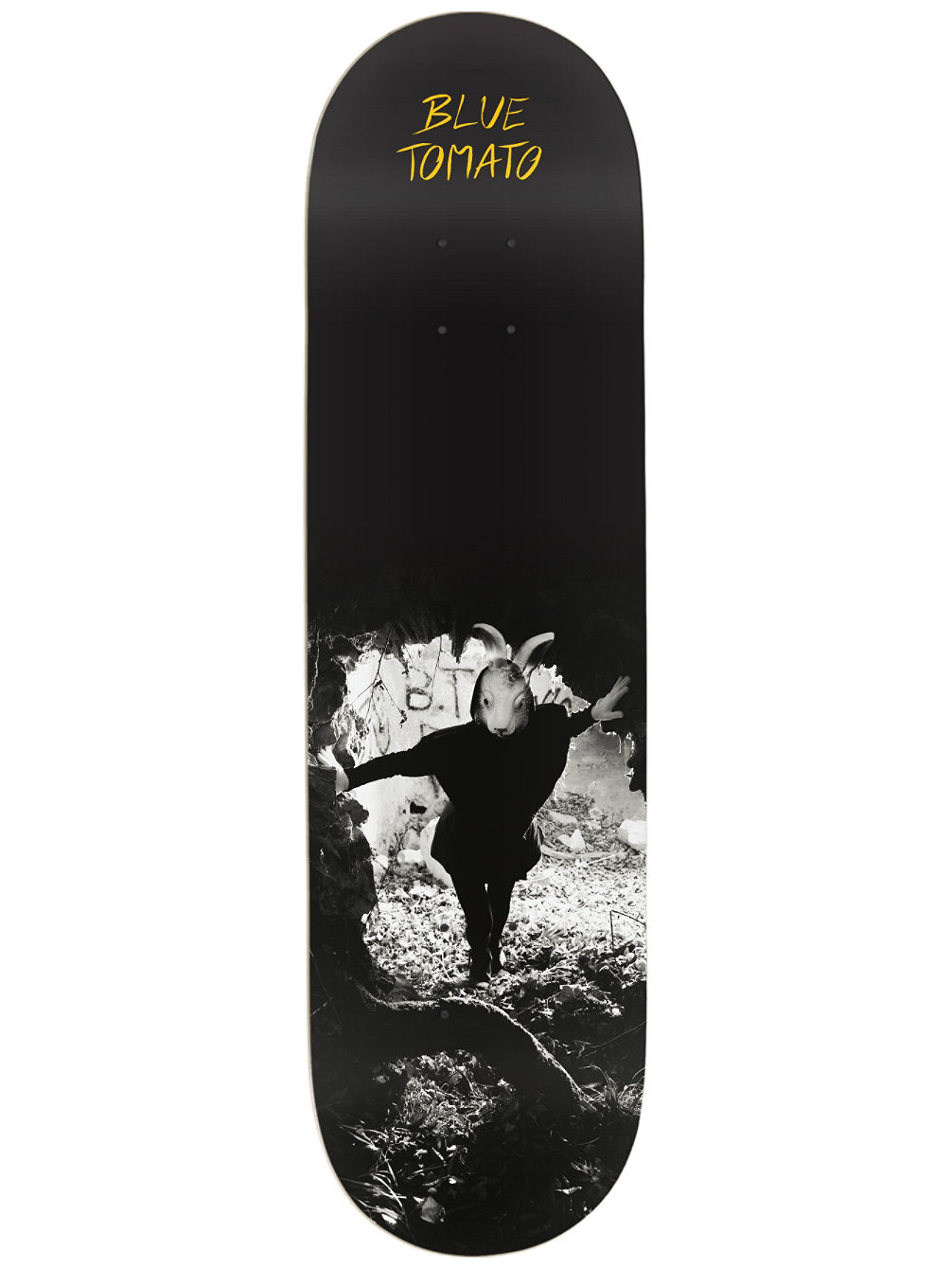 "Follow The White Rabbit 8.25"" Skate Deck"