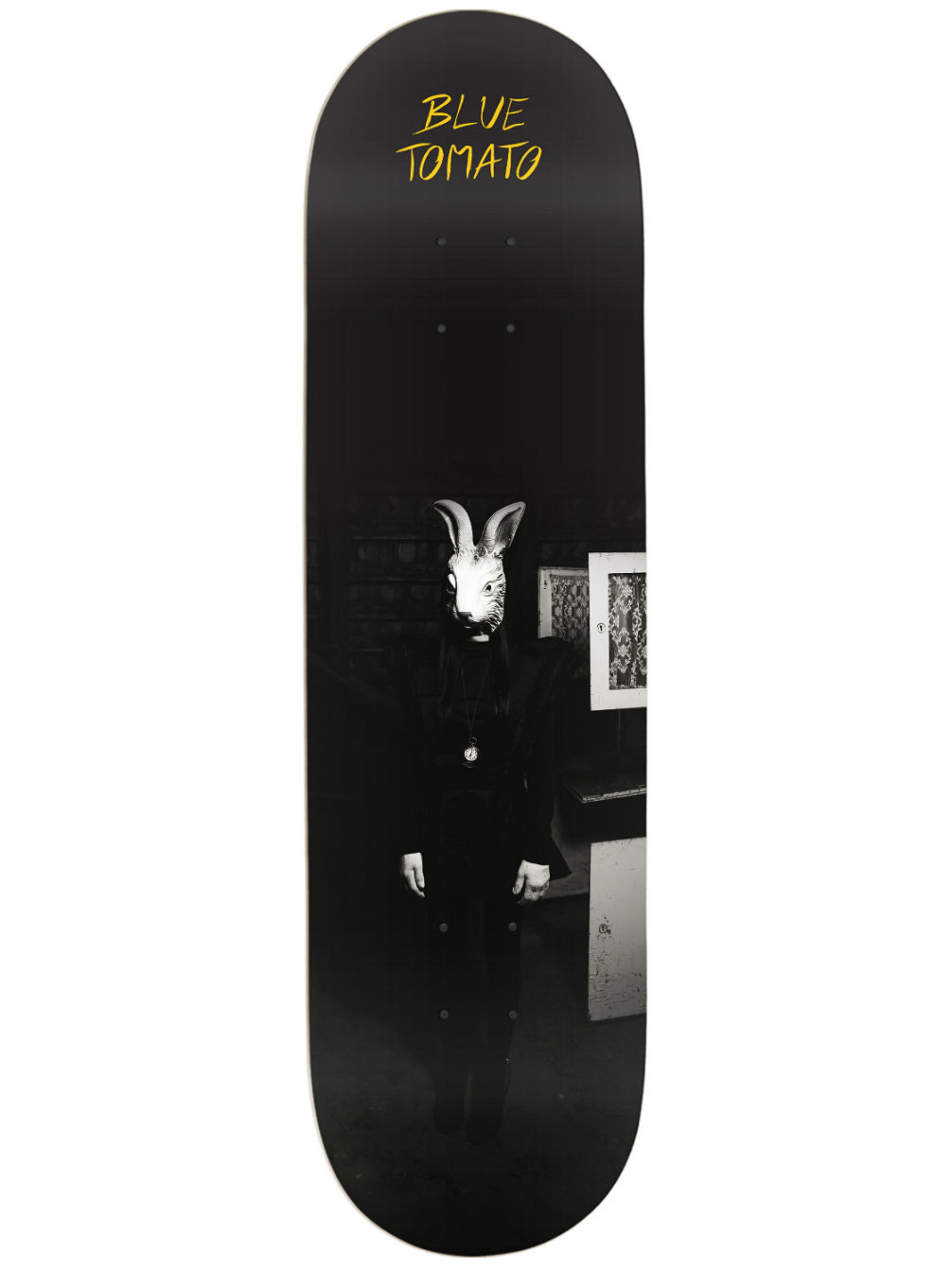 "Follow The White Rabbit 8.375"" Skate Deck"