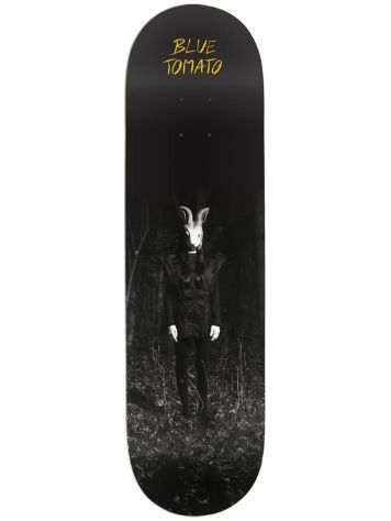"Blue Tomato Follow The White Rabbit 8.5"" Skate Deck"
