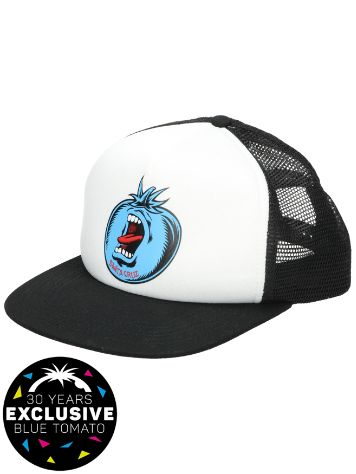 Santa Cruz X Blue Tomato Screaming Trucker Cap
