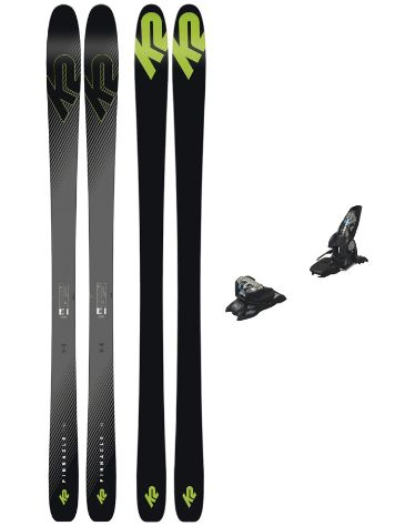 K2 Pinnacle 95ti 177+Griffon 13 ID 2019 Conjunto freeski