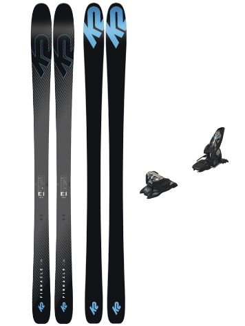 K2 Pinnacle 88ti 163+Griffon 13 ID 2019 Conjunto freeski