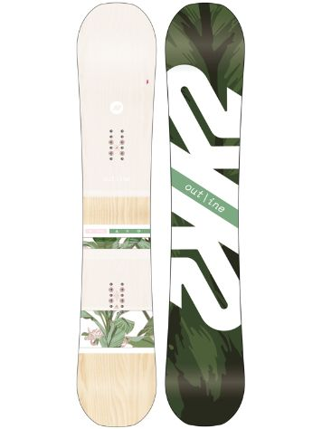 K2 Outline 154 2019 Snowboard