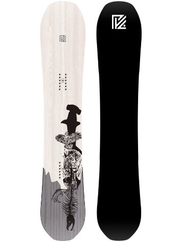 YES Pick Your Line 162 Snowboard