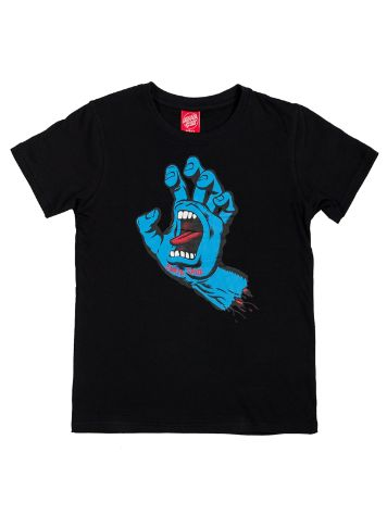 Santa Cruz Screaming Hand T-Shirt Jungen