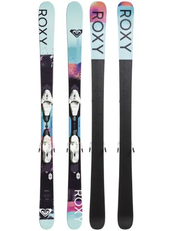 Roxy Shima Freestyle 150 + Lithium 10 B90 2019 Freeski-Set