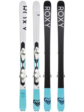 Roxy Dreamcatcher 78 164 + Lithium 10 B80 2019 Freeski-Set