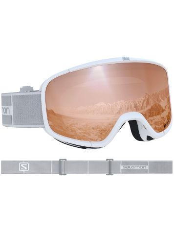 Salomon Four Seven Access White Goggle