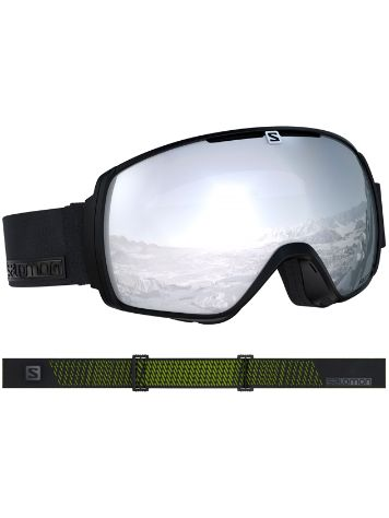 Salomon XT One Black Neon Goggle