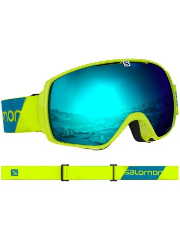 Salomon XT One Neon Yellow Gafas de Ventisca